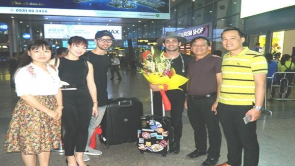 'Trùm biên đạo' cho ca sĩ Adele bất ngờ đến Đà Nẵng