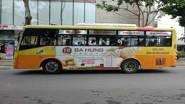 Đà Nẵng tìm cách thu hút khách đi buýt nội đô