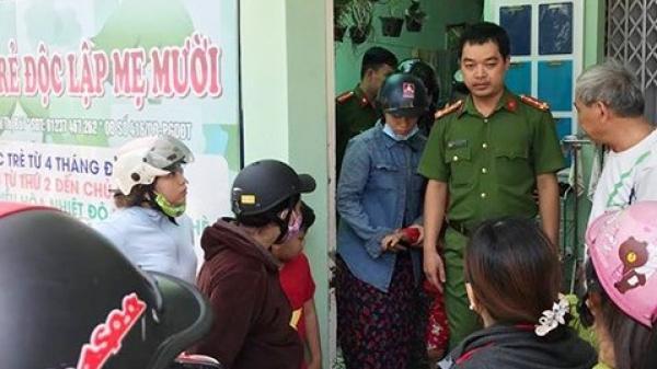 Đà Nẵng: Chờ phê chuẩn quyết định khởi tố bảo mẫu bạo hành trẻ em
