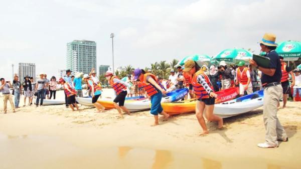 Đà Nẵng - Điểm hẹn mùa hè: Lần đầu tiên có rạp chiếu phim trên biển