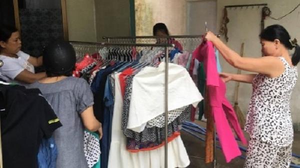 'Shop' áo quần thời trang từ thiện trong lòng Đà Nẵng