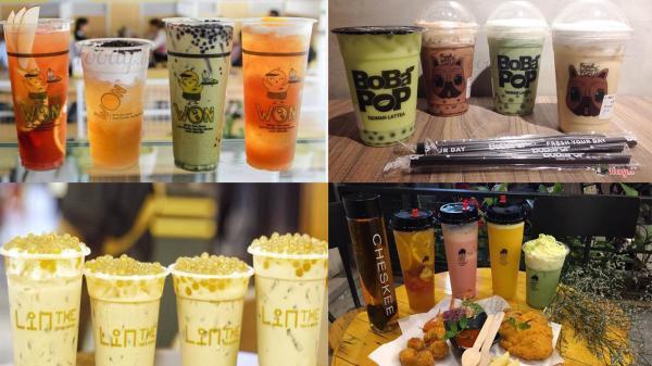 Đánh bật nắng hè oi bức với 4 quán trà sữa ngon khó cưỡng ở Huế