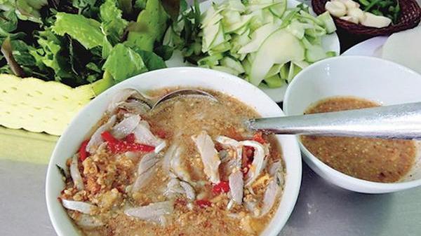 Hít hà gỏi cá ướt Đà Nẵng - Món ngon không thể bỏ qua