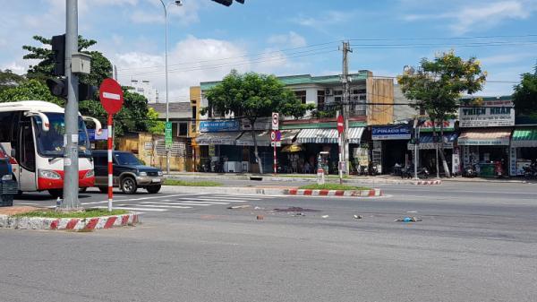 Đà Nẵng: Nam thanh niên chết thương tâm dưới bánh xe đầu kéo