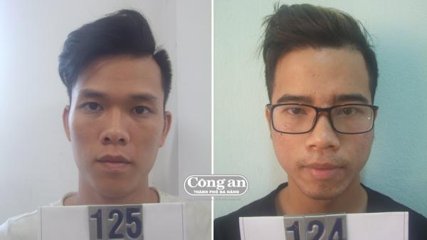 Đà Nẵng: Tóm gọn 2 thanh niên trộm cắp tài sản trong đêm