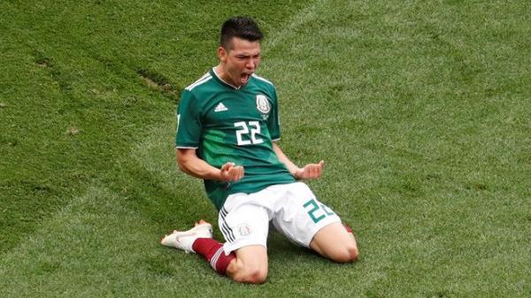 Mexico đả bại tuyển Đức: Không phải dạng vừa đâu!