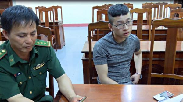 Đà Nẵng: Bắt khẩn cấp thanh niên có vẻ ngoài như hotboy chuyên bán ma túy cho sinh viên