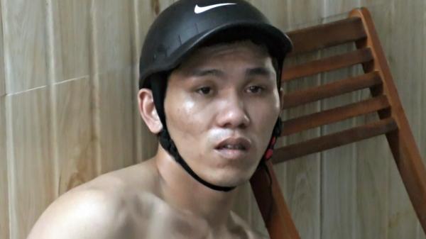 """Đà Nẵng: Bị cảnh sát nổ súng đột kích sào huyệt, """"ông trùm"""" chuyên bỏ sỉ ma túy khóc nức nở"""