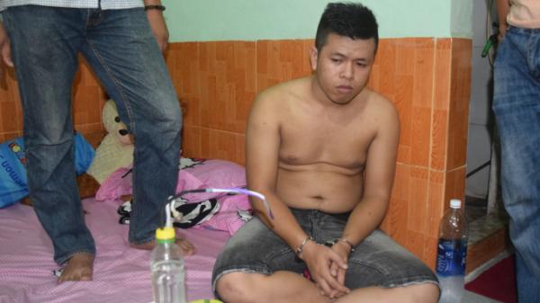 Thừa Thiên Huế: Mang theo ma túy đến thăm bạn gái
