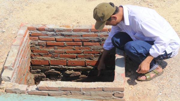 Giếng cổ Chămpa hơn 1.000 năm không cạn nước