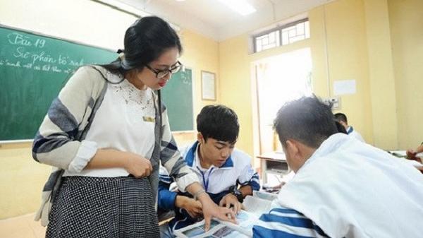 3 điểm/môn đỗ sư phạm: Học lực trung bình dạy... tương lai