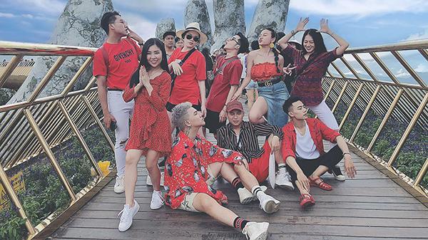 """Nhóm bạn thân 8 năm chi gần 200 triệu du lịch khắp Đà Nẵng, Hội An, chụp ảnh đẹp lung linh khiến dân mạng """"phát hờn"""""""