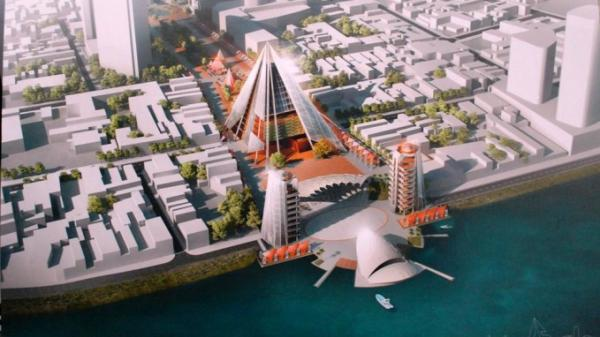 Lựa chọn nào đối với phương án xây dựng Quảng trường Trung tâm Đà Nẵng