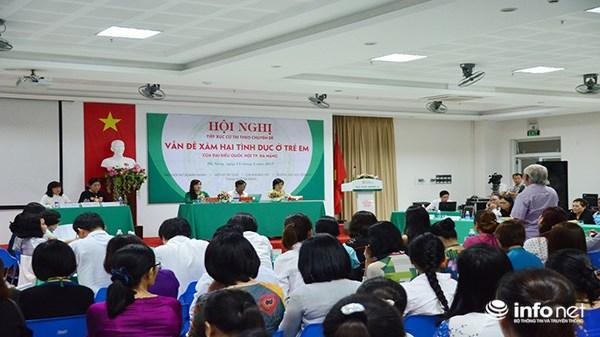 Đà Nẵng: Kiến nghị hình phạt tội xâm hại tình dục trẻ em thật nặng, dứt khoát