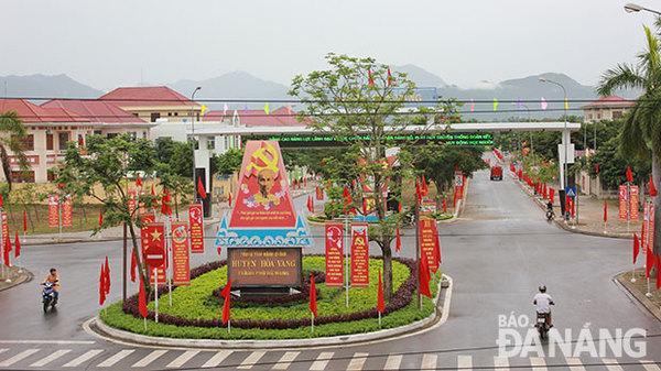 Đà Nẵng đề nghị tách huyện Hòa Vang thành 2 quận