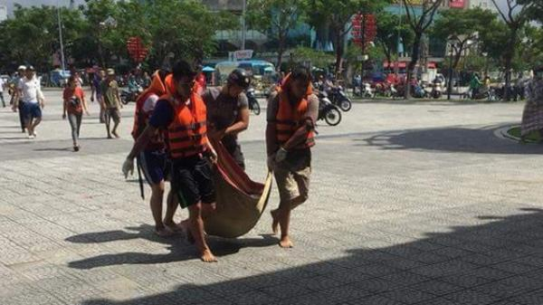 Hoảng hồn phát hiện xác nam thanh niên nổi lềnh bềnh trên sông Hàn