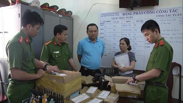 Tạm giữ hơn 7.000 sim rác tại Đà Nẵng