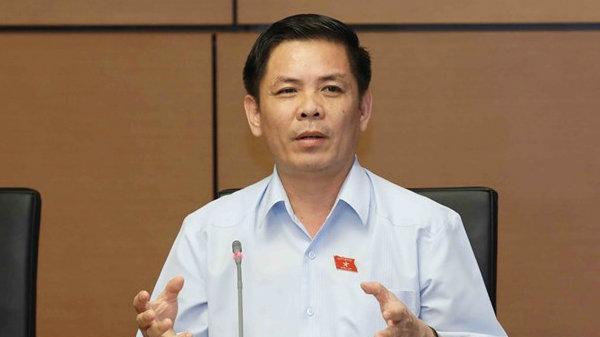 Bộ trưởng Giao thông: 'Mặt đường cao tốc không thể hư hỏng do mưa nhiều'