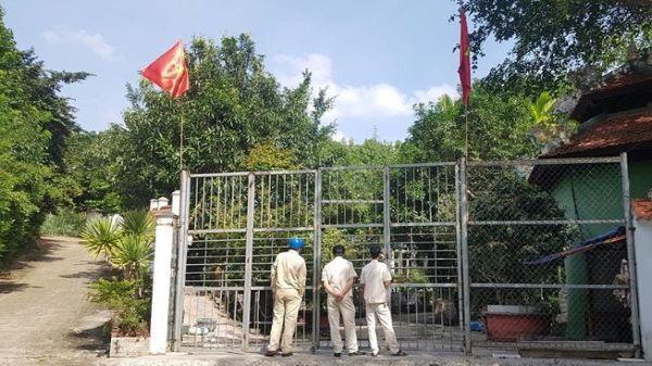 Chủ biệt phủ trái phép ở Đà Nẵng từ chối tiếp đoàn kiểm tra