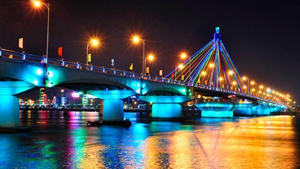 Cầu sông Hàn - cây cầu quay độc nhất vô nhị ở Đông nam Á