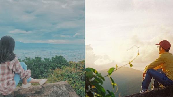 Đà Nẵng: Lên Đỉnh Bàn Cờ săn mây, gặp Đế Thích trong gió lạnh đầu mùa