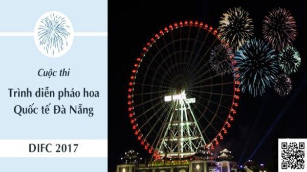 Mách nước 3 điểm cực chất mùa lễ hội pháo hoa Đà Nẵng hè 2017