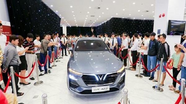 Xe VinFast tiếp tục ra mắt tại Đà Nẵng vào ngày 8 - 9/12