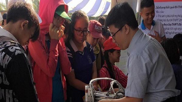 Đà Nẵng: Trên 70% học sinh, sinh viên học nghề ra trường có việc làm