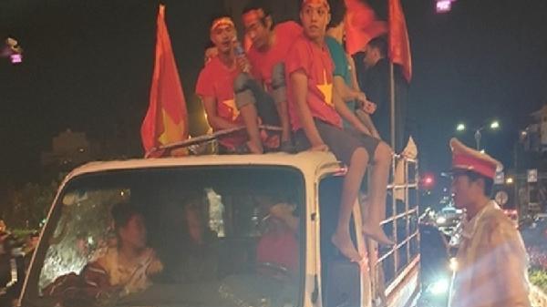 Đà Nẵng kêu gọi cổ động bóng đá một cách văn minh, tuân thủ pháp luật