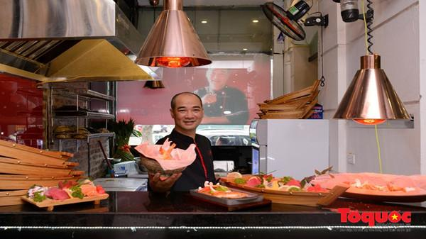 Đà Nẵng sắp khai trương 'Không gian ẩm thực Ngũ hành