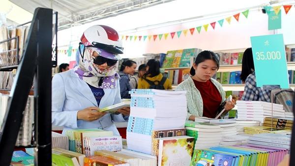 'Ninja' có mặt tại hội sách Đà Nẵng