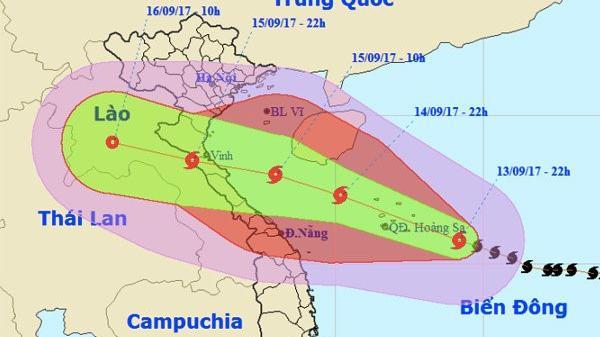 Bão số 10: Nhiều chuyến bay đi và đến các tỉnh miền Trung phải ngừng khai thác