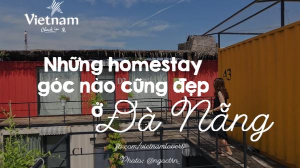 Phiêu cùng những homestay góc nào cũng đẹp ở Đà Nẵng