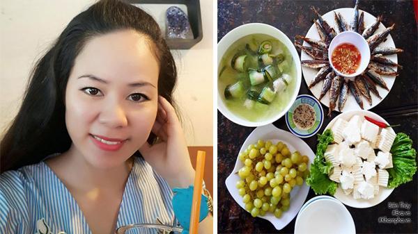 Mẹ Đà Nẵng đảm đang chỉ mất 150 nghìn cho cả ngày đi chợ