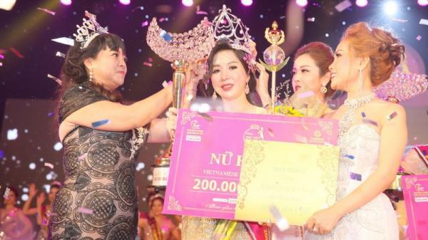 Đà Nẵng: Thí sinh chủ nhà đoạt Nữ hoàng Doanh nhân Đất Việt