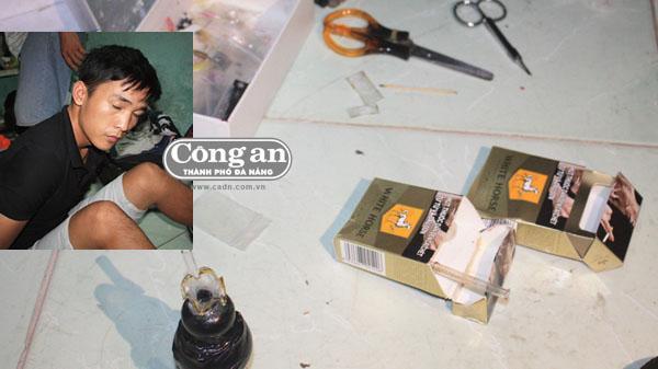 Đà Nẵng: Níu giữ hạnh phúc bằng cách sử dụng ma túy đá, vợ chồng trẻ đối diện án tù