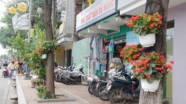 Dân Đà Nẵng treo giỏ hoa khắp đường đón APEC