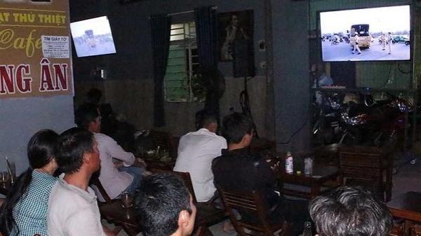 Đà Nẵng: Mang 'rạp' phim chống tệ nạn xã hội ra quán cà phê