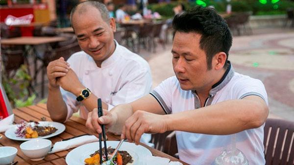 Ca sĩ Bằng Kiều ấn tượng với Không gian ẩm thực Ngũ hành lớn nhất Đà Nẵng