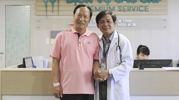 Đà Nẵng: Cấp cứu thành công ca nhồi máu cơ tim cấp cho du khách Hàn Quốc