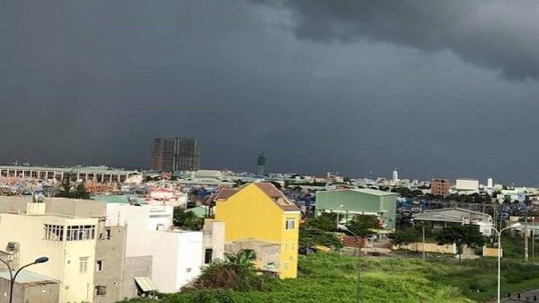 CẢNH BÁO: Mưa lớn ở Đà Nẵng, đề phòng lũ quét