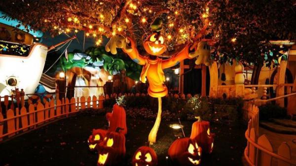 """Những địa điểm vui chơi """"ma quái"""" dành cho ngày lễ Halloween 2017 trên cả nước"""