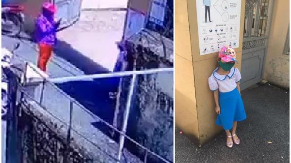 Dân mạng chỉ ra nhiều điểm đáng ngờ trong clip được cho là phụ huynh dàn dựng việc bé gái Hải Phòng đứng ngoài cổng trường