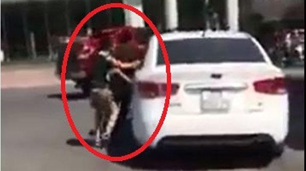 Sự thật về clip báo bị cướp ôtô giữa ban ngày tại Đà Nẵng