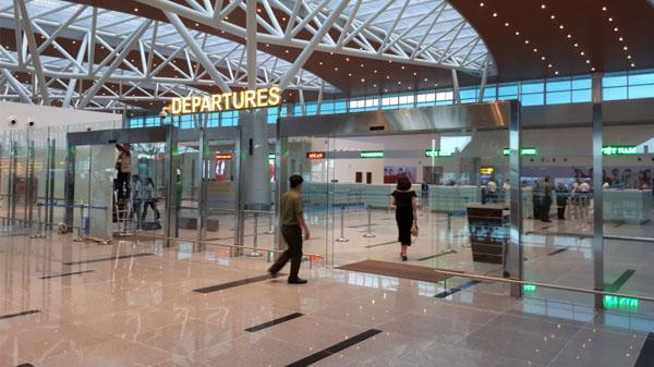 Đà Nẵng đưa nhà ga mới T2 vào phục vụ các chuyến bay quốc tế