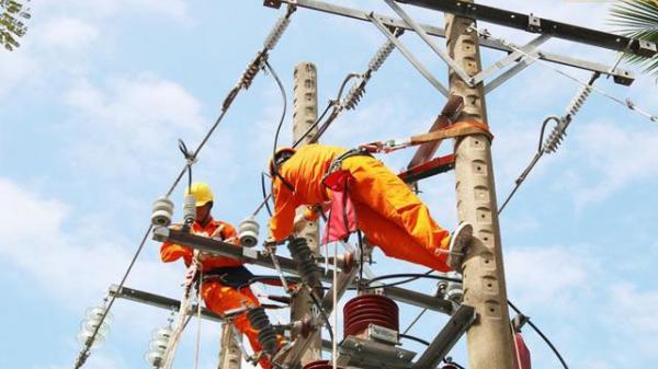 Lịch cúp điện dự kiến ở Ninh Thuận từ ngày 23/6 đến ngày 28/6/2020