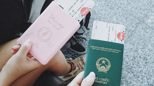 Có thể làm hộ chiếu ở mọi tỉnh thành mà không cần về quê từ 1/7/2020
