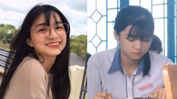 Clip quay lén gây bão MXH của nữ sinh Bình Thuận, vừa xinh xắn vừa có hành động siêu cấp đáng yêu