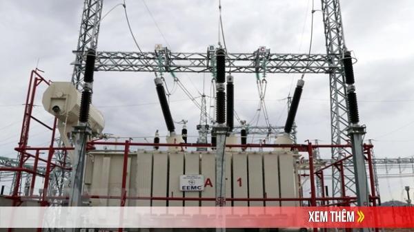 Ninh Thuận: Gắn biển Trạm biến áp 220kV Ninh Phước và đấu nối