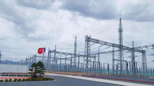 Trạm 220 kV Ninh Phước giải toả công suất năng lượng tái tạo